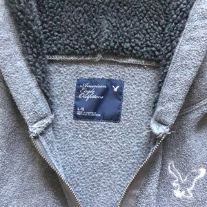 American Eagle Outfitters Jackets & Coats - ⬇️🦅American Eagle Outfitters Gray Jacket🦅